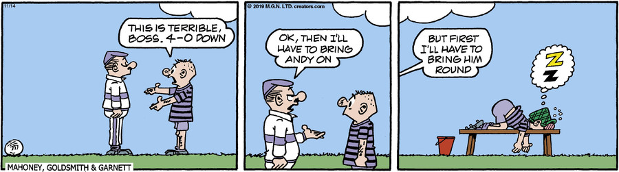 Andy Capp for Nov 14, 2019