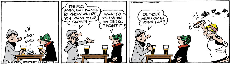 Andy Capp for Nov 15, 2019
