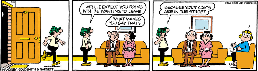Andy Capp for Jan 23, 2020