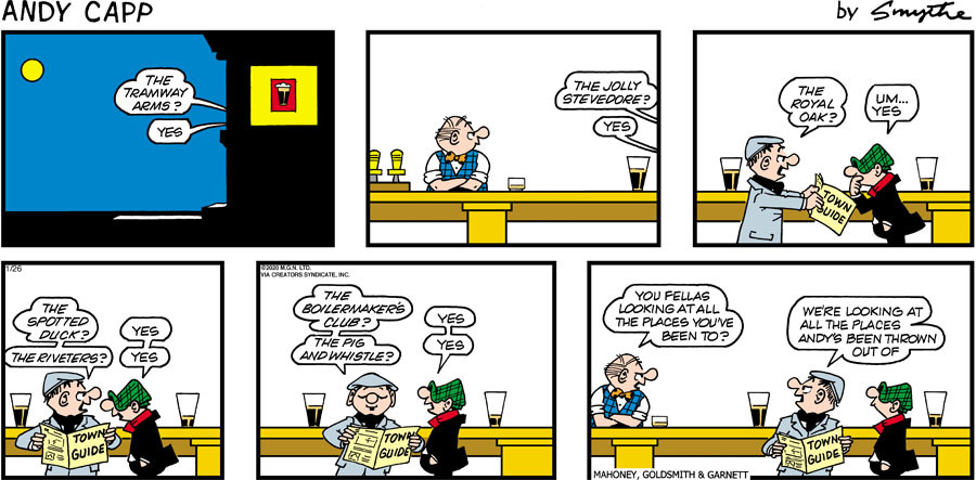 Andy Capp for Jan 26, 2020