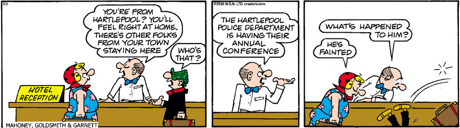 Andy Capp for Aug 03, 2020