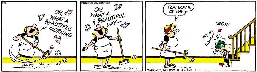 Andy Capp for Aug 10, 2020