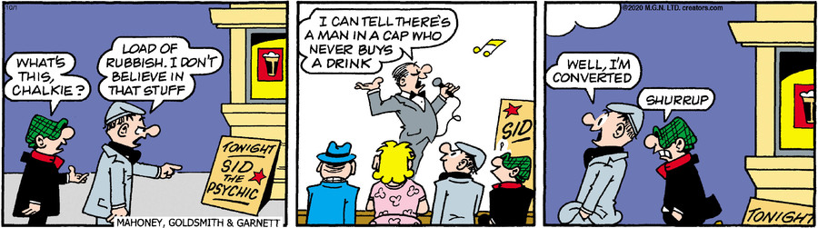 Andy Capp for Oct 01, 2020