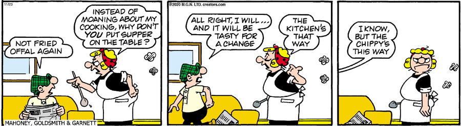 Andy Capp for Nov 23, 2020