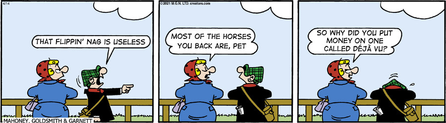 Andy Capp for Apr 14, 2021