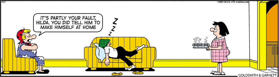 Andy Capp for Apr 22, 2021