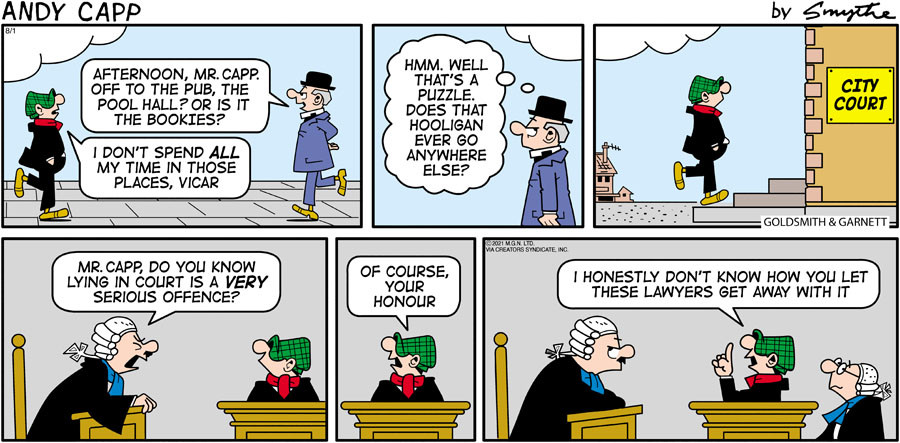 Andy Capp for Aug 01, 2021