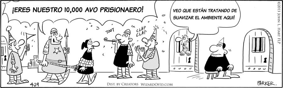 Wizard of Id Spanish for Apr 29, 2017