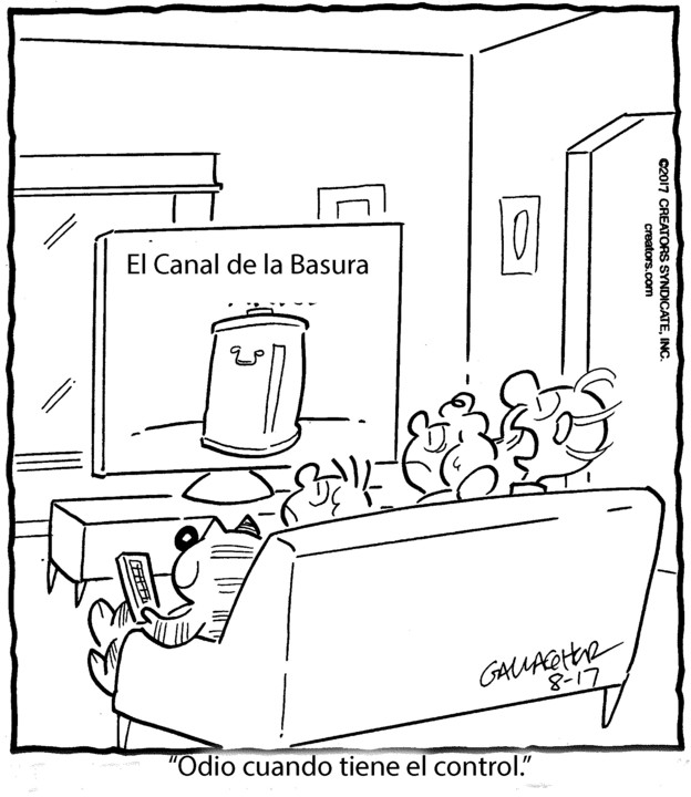 Heathcliff Spanish for Aug 17, 2017