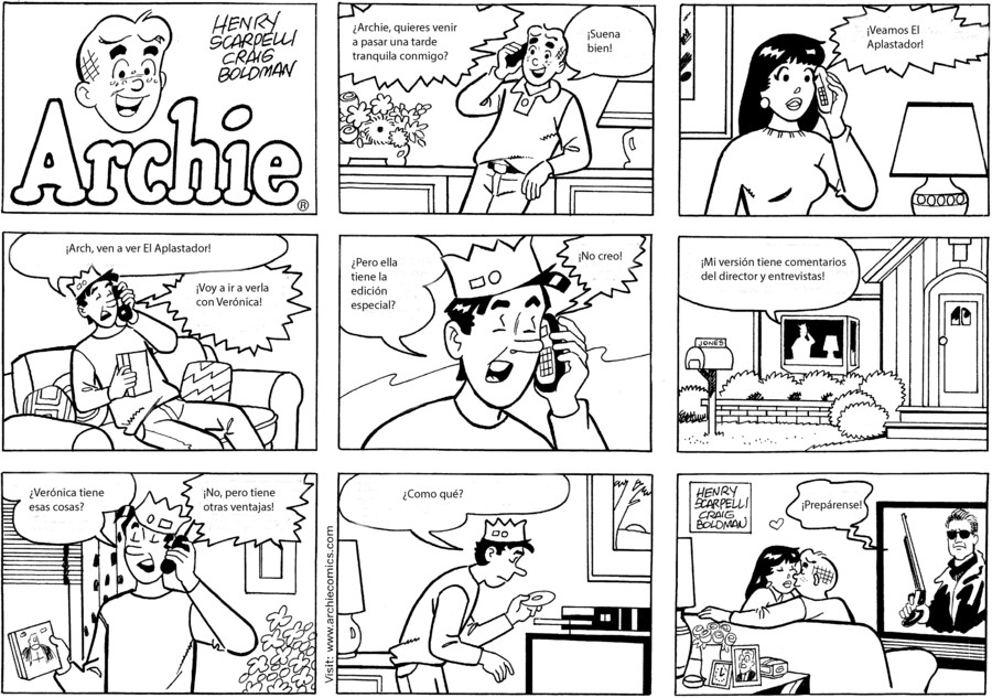 Archie Spanish for Feb 19, 2017