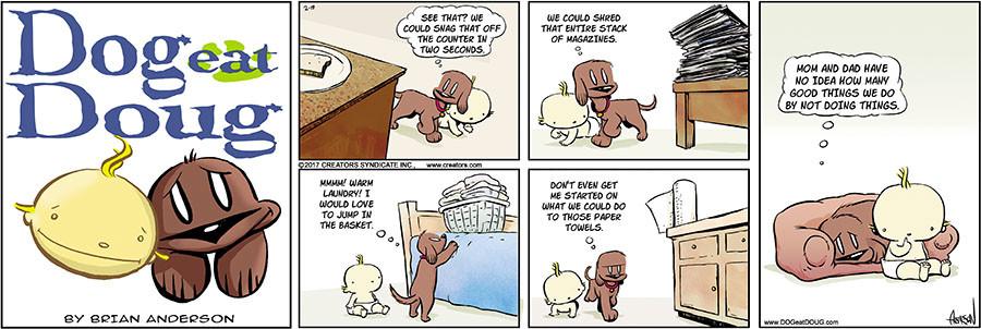 Dog Eat Doug for Feb 19, 2017
