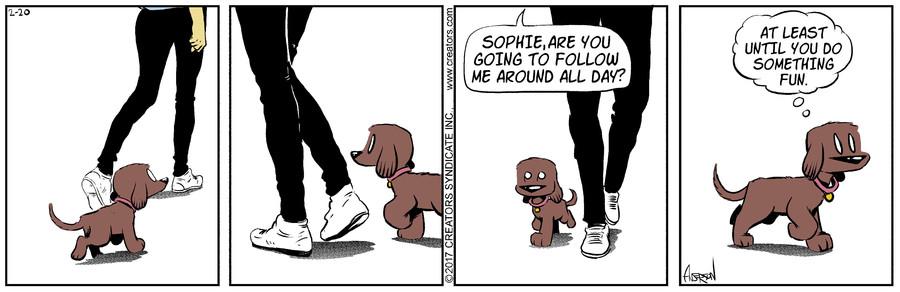 Dog Eat Doug for Feb 20, 2017