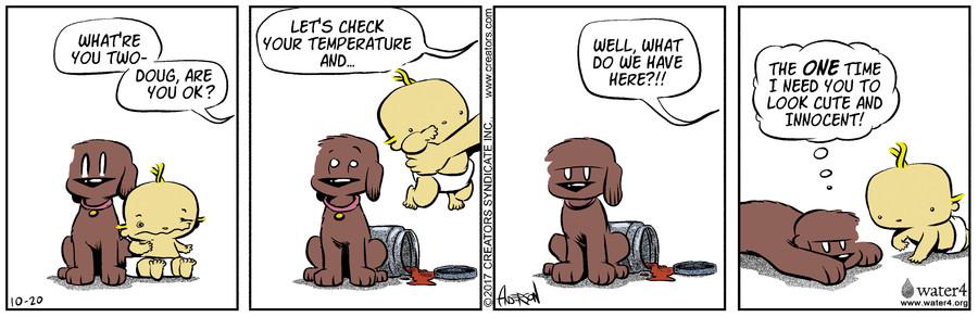 Dog Eat Doug for Oct 20, 2017