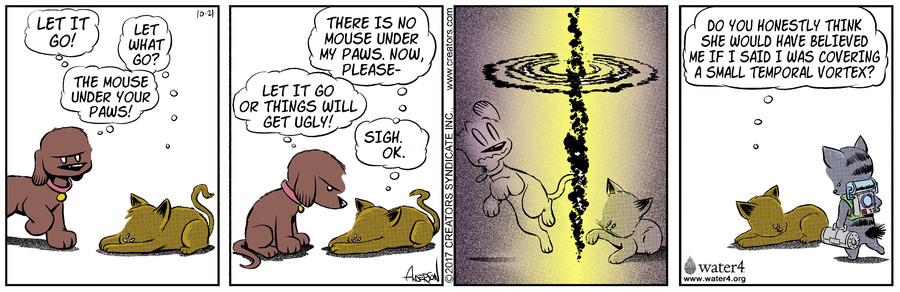 Dog Eat Doug for Oct 21, 2017