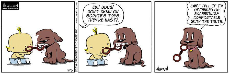 Dog Eat Doug for May 23, 2018