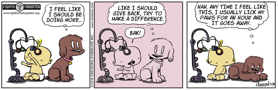 Dog Eat Doug for Mar 20, 2019