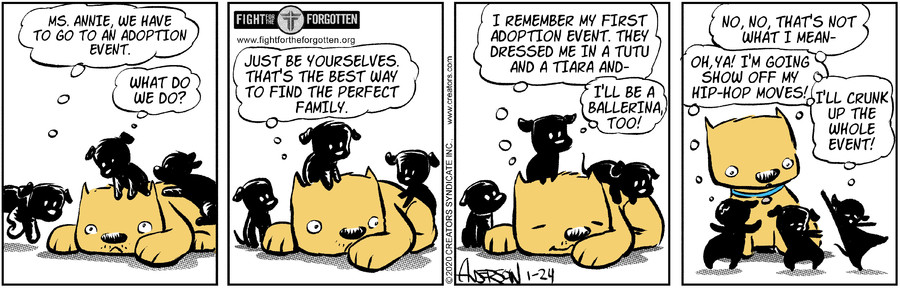 Dog Eat Doug for Jan 24, 2020
