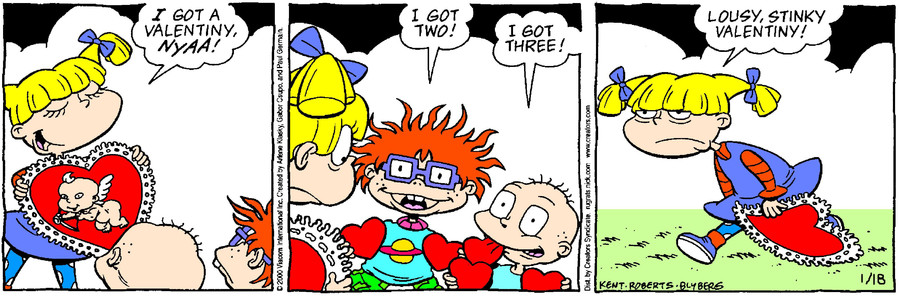 Rugrats for Jan 18, 2017