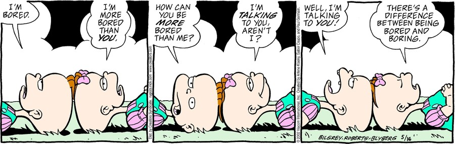 Rugrats for May 16, 2019
