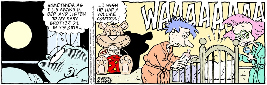 Rugrats for May 27, 2019