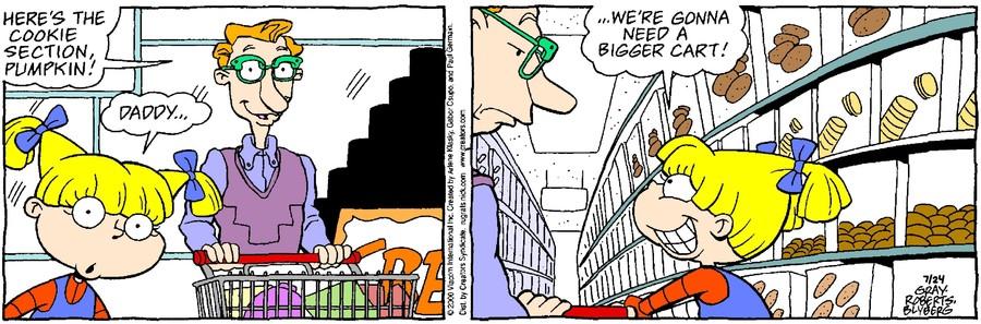 Rugrats for Jul 24, 2021