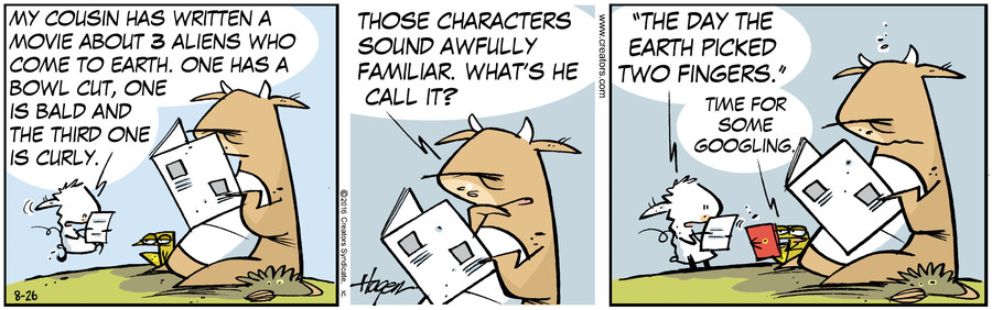 The Barn for Aug 26, 2016