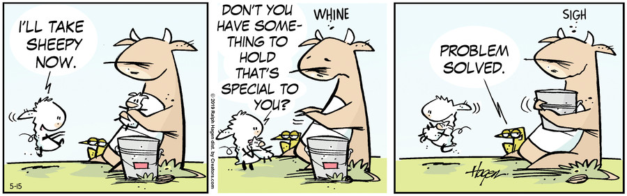 The Barn for May 15, 2019
