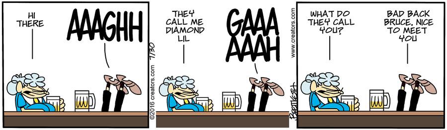 Diamond Lil for Jul 30, 2016